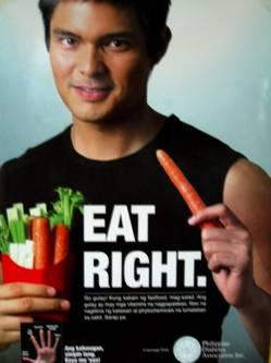 dingdong dantes health advocate