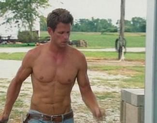 Matt Neustadt Shirtless abs