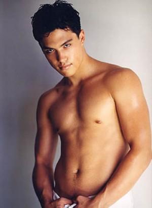 michael copon shirtless
