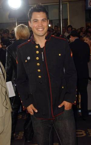 michael copon fashion