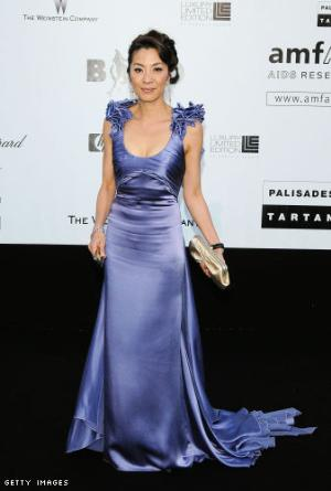 michelle yeoh red carpet dresses versace