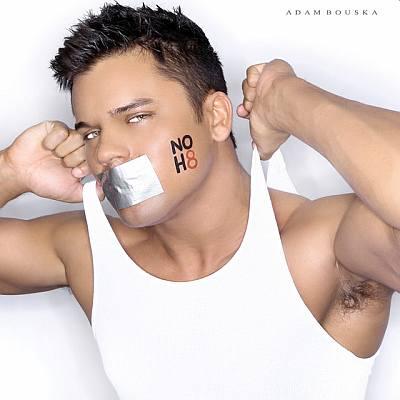 roman heart noh8 campaign