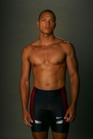 Bryan Clay Shirtless