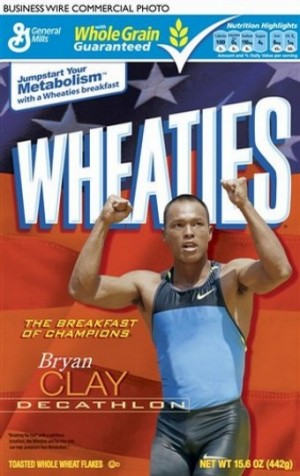 olympic hunks bryan clay