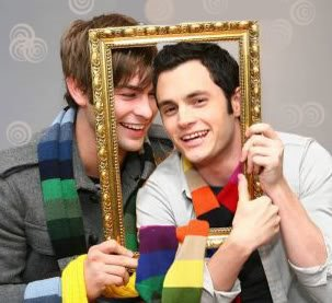 penn badgley gay with chace crawford