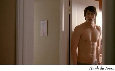 brandon routh shirtless