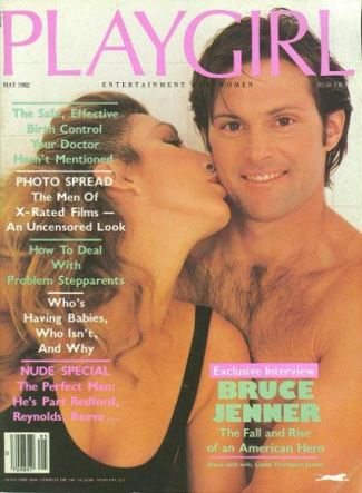 bruce jenner shirtless playgirl