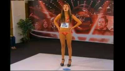 katrina darrell bikini girl american idol