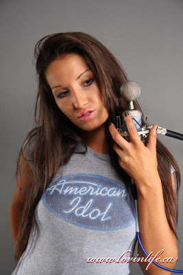 katrina darrell bikini girl american idol2
