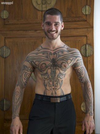 logan mccree tattoo