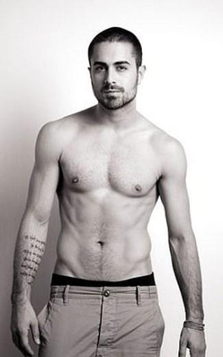 nico archambault shirtless and hot