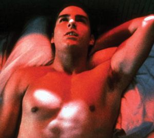 tom cruise shirtless risky business