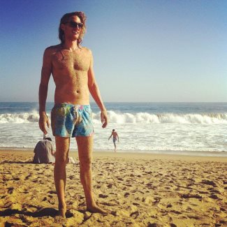 Tyson Apostol beach shorts