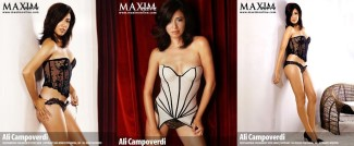 ali campoverdi maxim photos