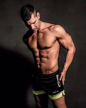 beau breedlove male model