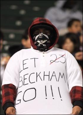 beckham fans