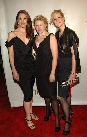 dixie chicks fashion black dress
