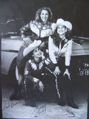 dixie chicks fashion cowgirls