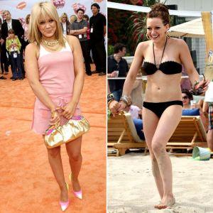 hillary duff bikini