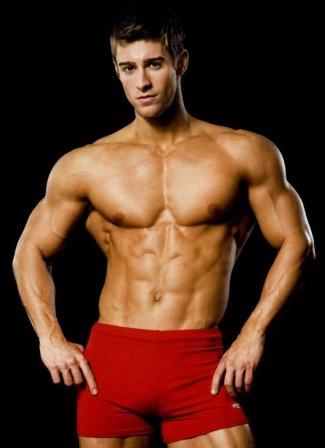 luke guldan fitness model