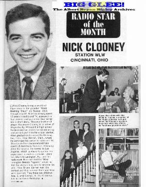 nick clooney radio star