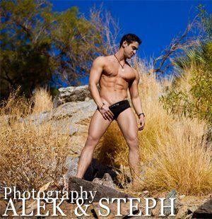 Johnny Markoudakis underwear model