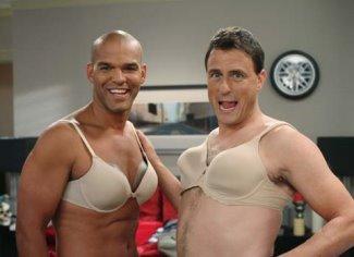 amaury nolasco gay wearing bra
