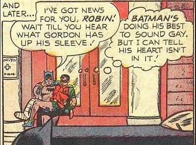batman is gay proof