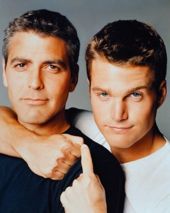 george clooney chris odonnell gay lovers