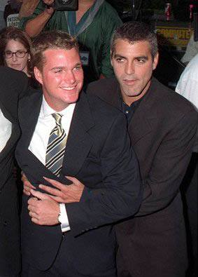 george clooney loving chris odonnell