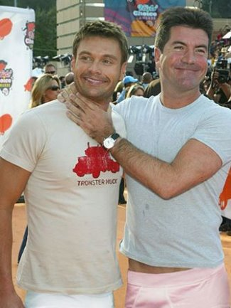 is simon cowell gay with ryan seacrest2