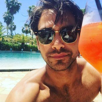 luke pasqualino shirtless instagram