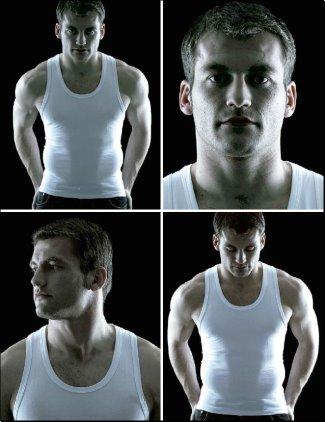 michael owen sexy body