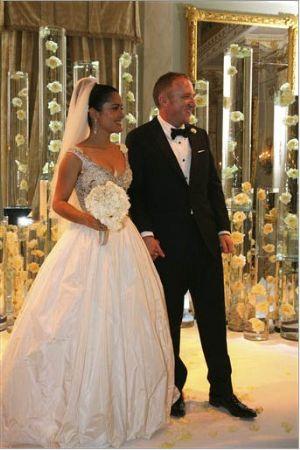 salma hayek francois-henri pinault wedding photos