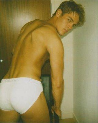 travis hanson underwear model