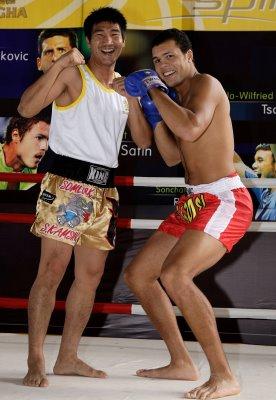 jo-wilfried tsonga kickboxer