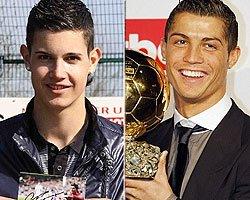Aldin Ahmetovic Cristiano Ronaldo lookalike2
