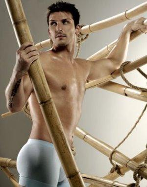 Danilo Ikodinovic underwear