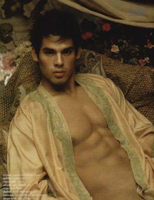 Hot Thai Male Models Amat Nimitpark