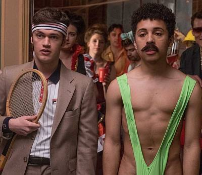 celebrity mankini Jaboukie Young-White daily show correspondent