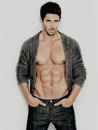 brandon beemer washboard abs