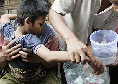 muhammad ponari child miracle healer