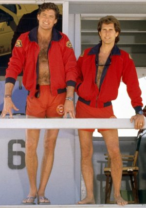 David Hasselhoff baywatch shorts2