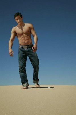 alex meraz shirtless
