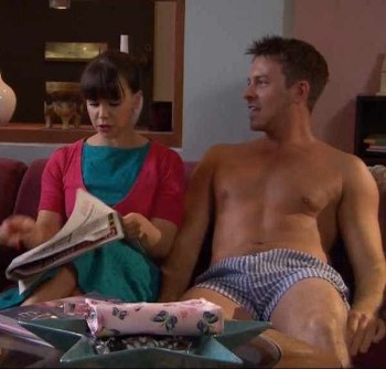 ashley taylor dawson shirtless