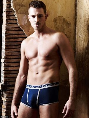ashley taylor dawson underwear shirtless