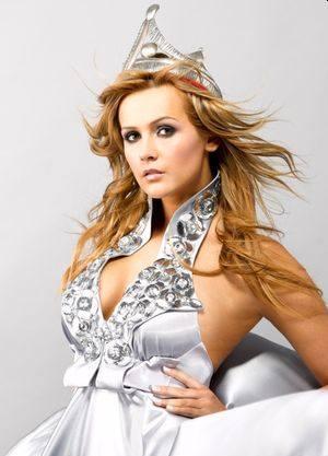 beautiful european girls - beauty queen edition miss poland Angelika Jakubowska