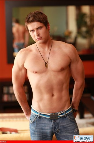czech male models - brandon manilow2
