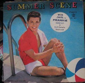 frankie avalon young swim trunks