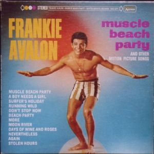 frankie avalon young shirtless